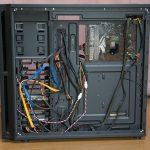 PC配線の整理整頓