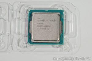 インテルCPU「G3900」